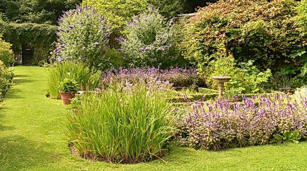 LTR - Birkhill Castle, Fife - gardens