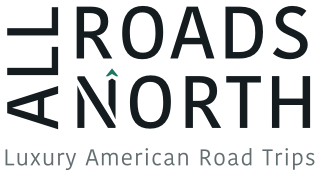 All Roads North logo