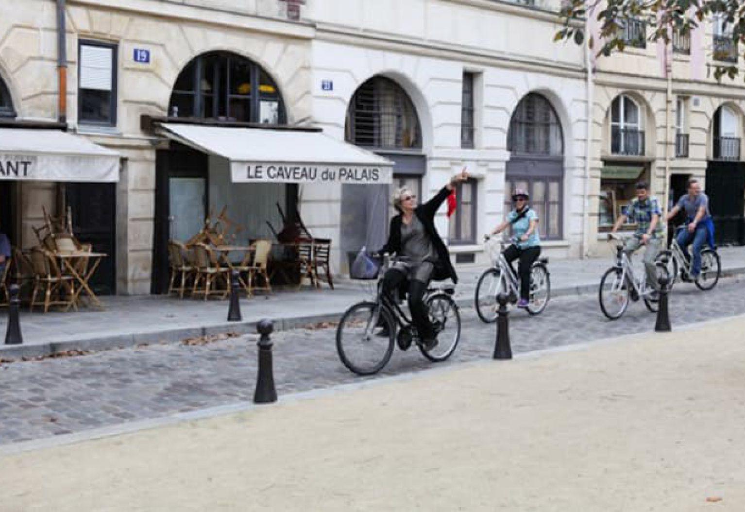 Kairos Travel France biking