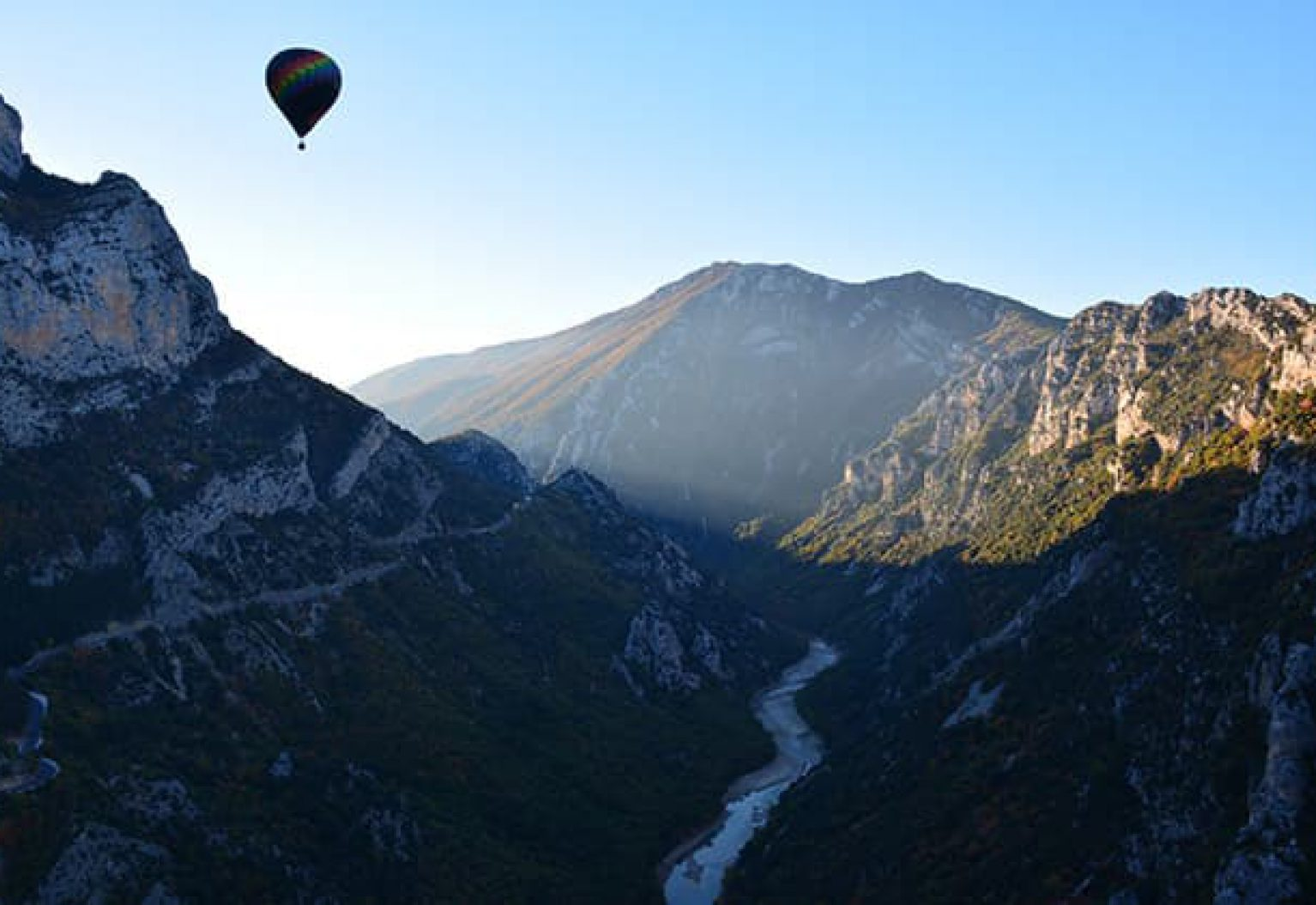 Kairos Travel France hot air balloon