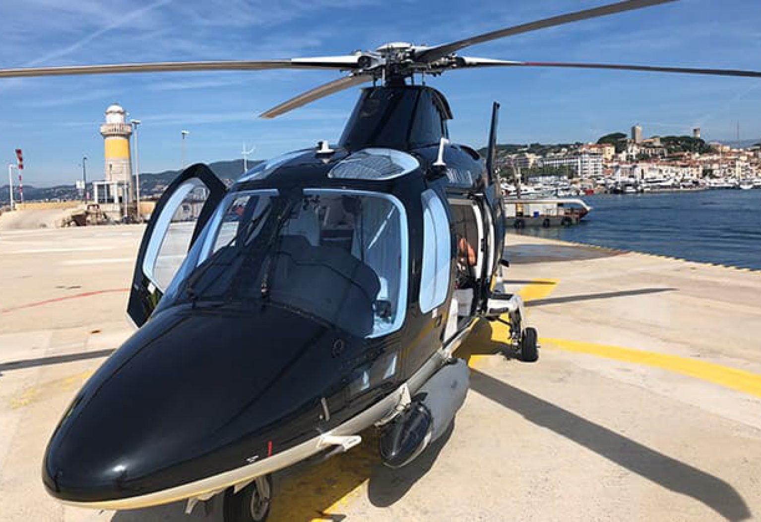 Kairos Travel helicopter France