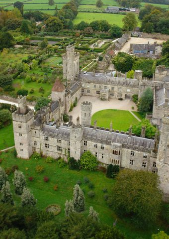 LTR Castles aerial view
