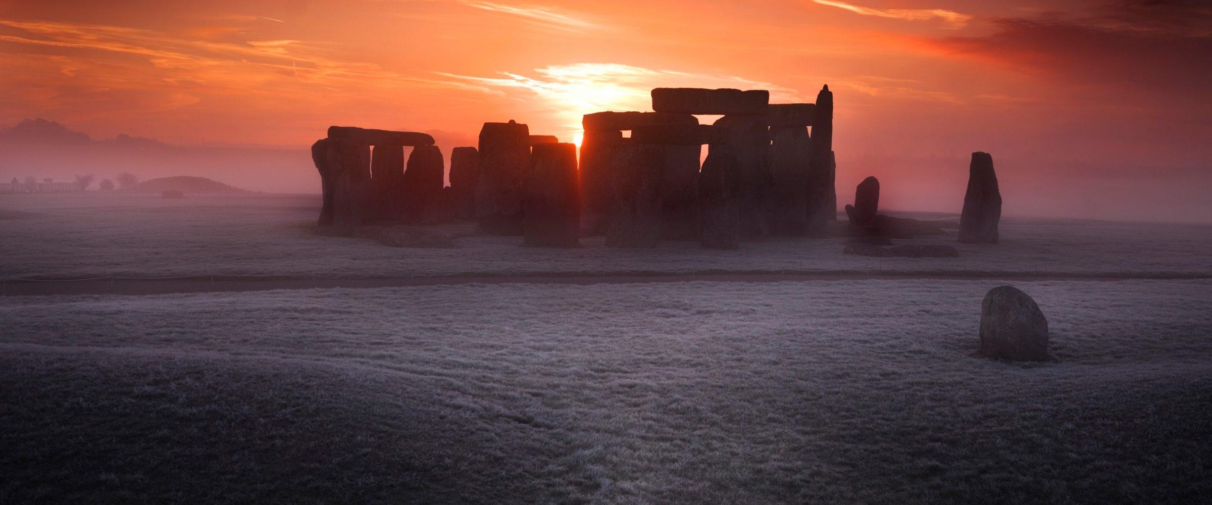 Sincerely Paul Stonehenge